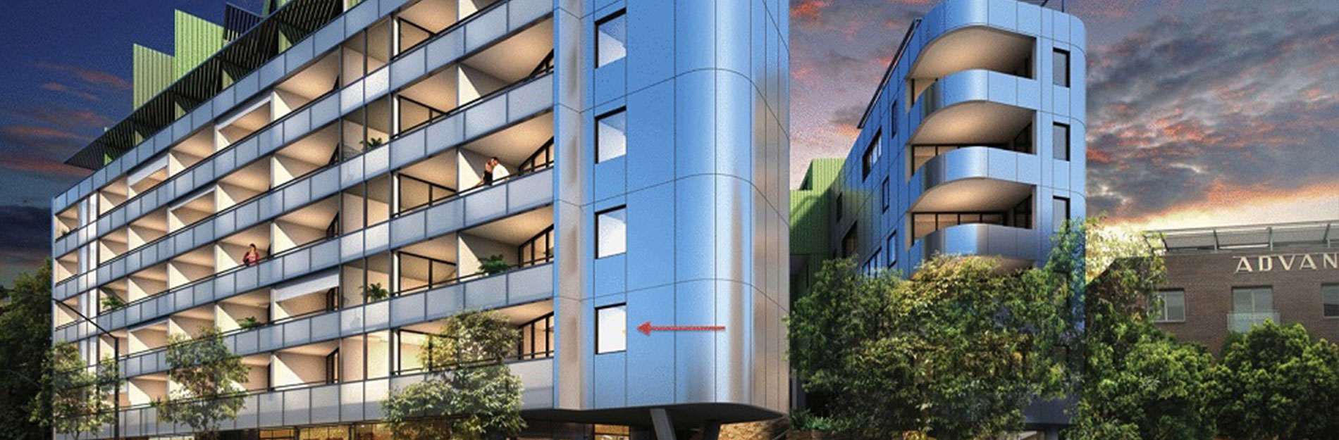 RUSHCUTTERS BAY – 132 apartments