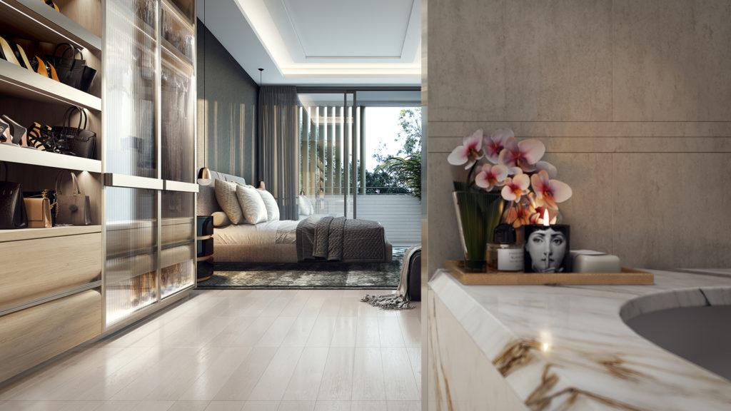 SJDD9675_1788-Residences_IN03_2-Bed_Bedroom-WIR